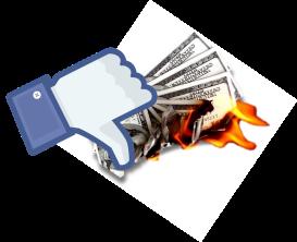 FacebookMoneyBurn