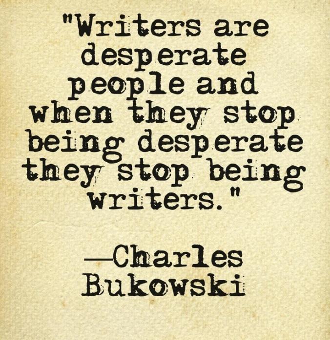 Bukowski-Writers