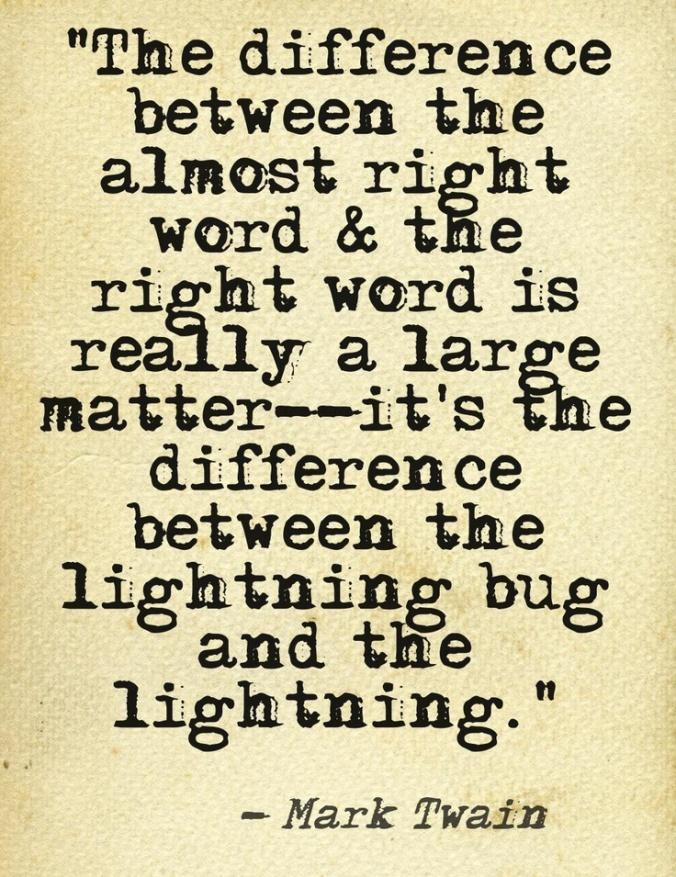 Twain-Lightning